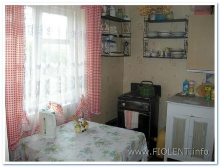Кухня в доме Сергея