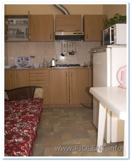 Левада, кухня
