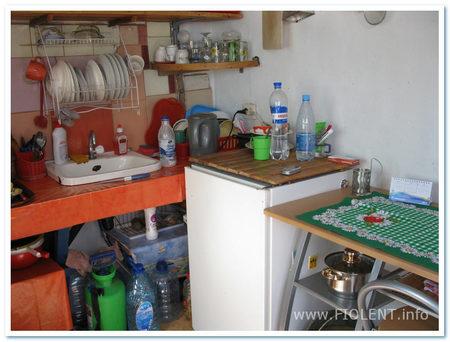 Людмила. Кухня