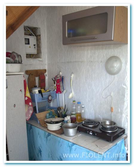 Этери -- кухня
