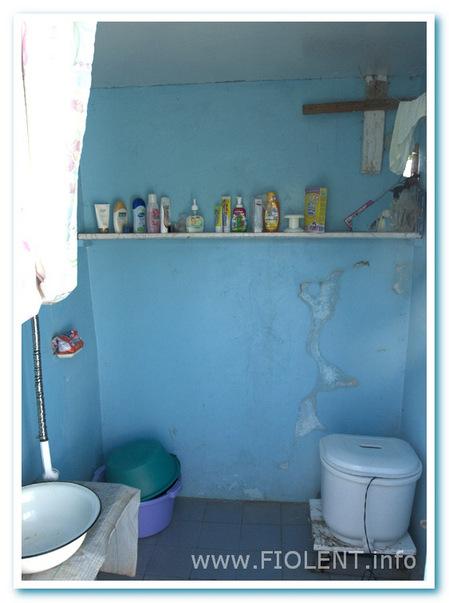 дом Этери -- душ