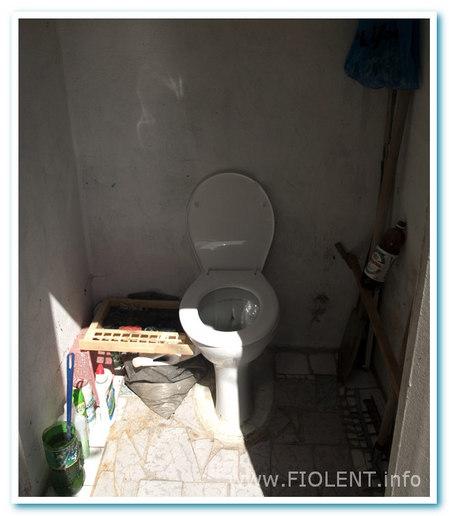 дом Этери -- туалет